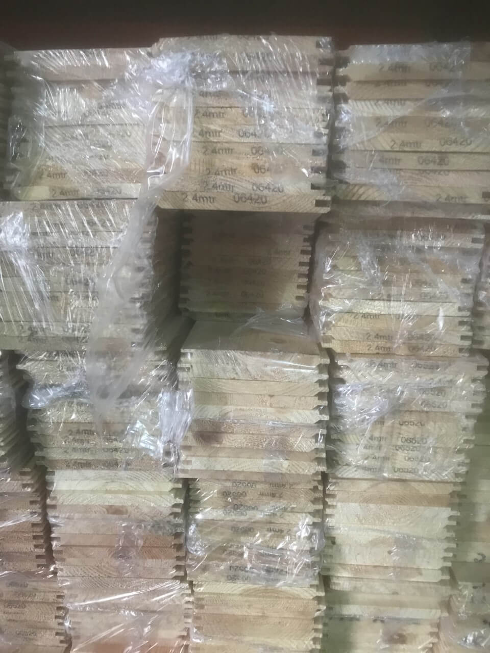 timber for indoor use