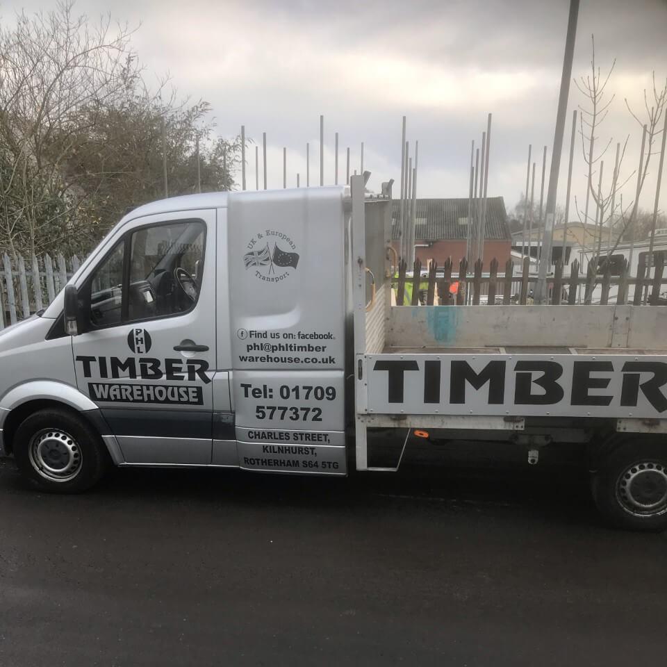 PHL timber