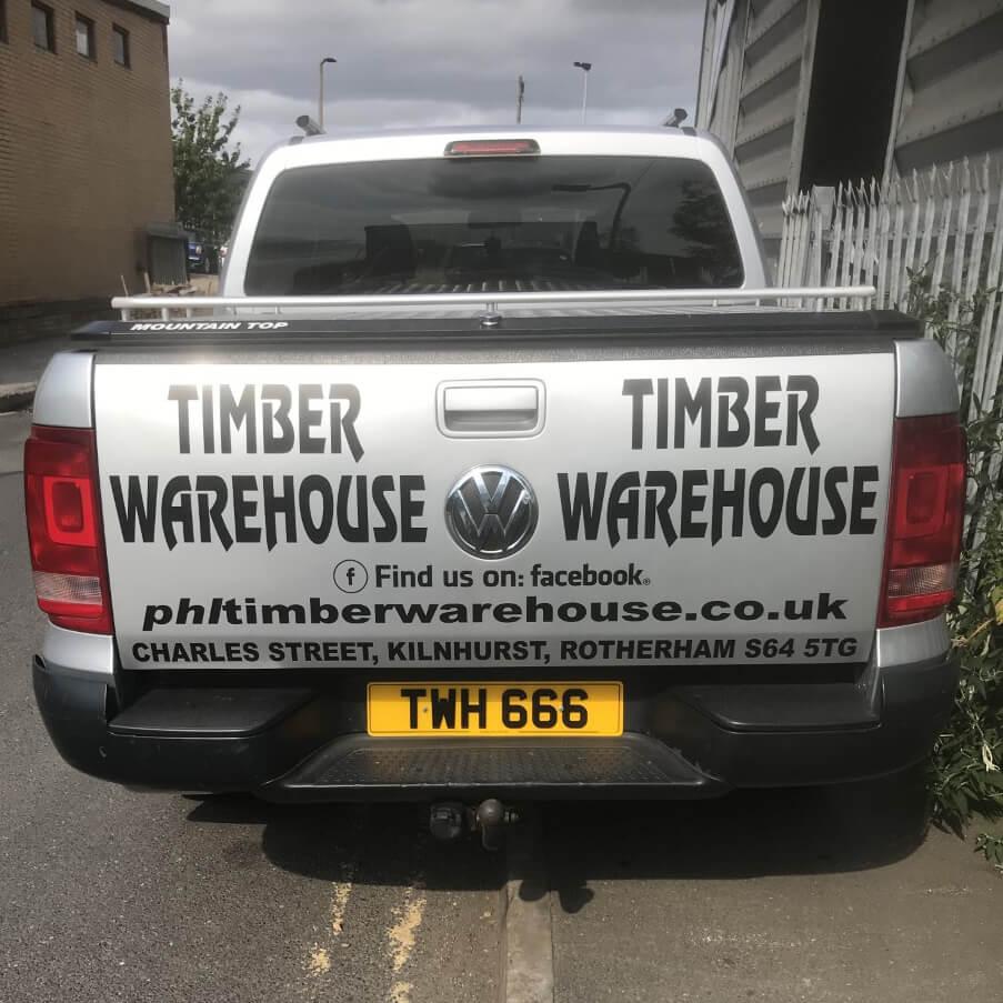 Timber Warehouse